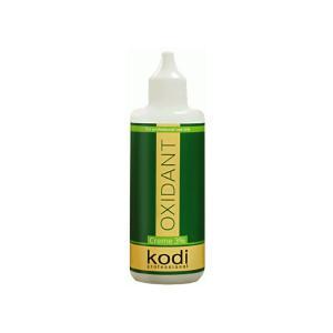 Кремовый оксидант для краски Kodi Professional 3% 100 мл - 00-00006994