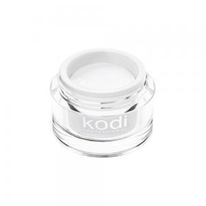 Конструюючий білий гель Kodi Professional UV Builder Gel White Snow 14 мл - 00-00007016