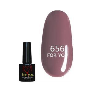 Гель-лак для ногтей For You №656 8 мл - 00-00007030