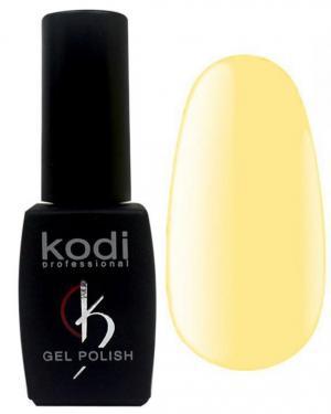 Гель-лак для ногтей Kodi Professional 'Green & Yellow' №GY030 Светло-желтый (эмаль) 8 мл - 00-00007031