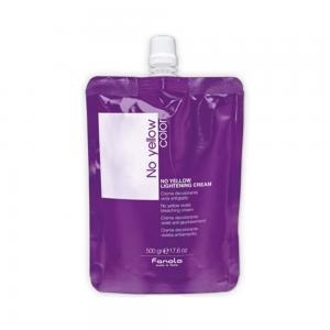 Осветляющий крем для волос Fanola No Yellow Lightening Cream 500 мл - 00-00007039