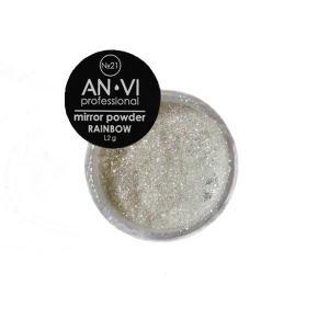 Дзеркальна пудра №21 'Rose Chafer' 1.2 г. ANVI Professional - 00-00007180