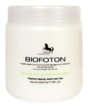 Маска для реконструкції волосся Bio Plant Biofoton Perl 500 мл - 00-00007182