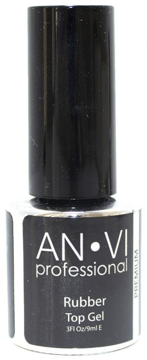 Каучукове фінішне покриття  ANVI Professional Rubber Top 9 мл - 00-00007184