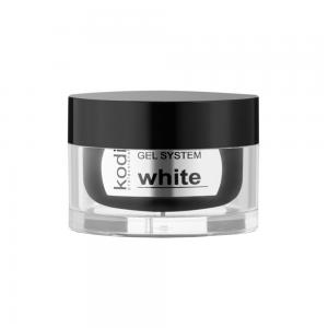 Конструюючий білий гель Kodi Professional White Gel 14 мл - 00-00007213