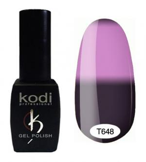 Термо гель-лак для нігтів Kodi Professional №648 8 мл - 00-00007223