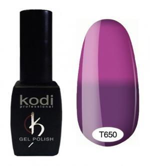 Термо гель-лак для нігтів Kodi Professional №650 8 мл - 00-00007225