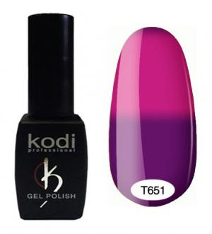 Термо гель-лак для нігтів Kodi Professional №651 8 мл - 00-00007226