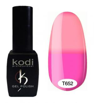 Термо гель-лак для нігтів Kodi Professional №652 8 мл - 00-00007227