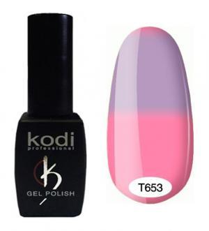 Термо гель-лак для нігтів Kodi Professional №653 8 мл - 00-00007228