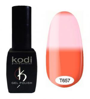Термо гель-лак для нігтів Kodi Professional №657 8 мл - 00-00007232