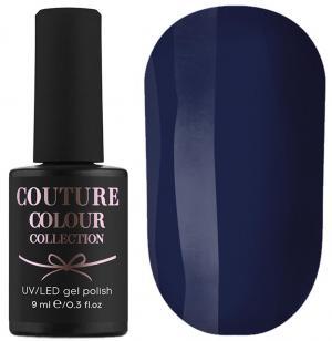 Гель-лак для нігтів Couture Colour №051 Щільний приглушений неві (емаль) 9 мл - 00-00007260