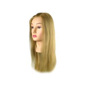 Голова учбова Sibel, блонд 35-45 см, без штатива