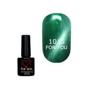 Гель-лак для ногтей For You 'Cat Eye' №1015 8 мл - 00-00007339