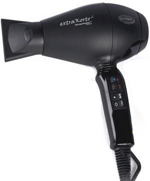 Фен для волос Coifin Extra Korto 2 Ionic Compact  черный 2400W  - 00-00007403