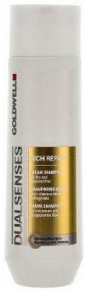 Відновлюючий шампунь для волосся Goldwell DualSenses Rich Repair 200 мл - 00-00007423
