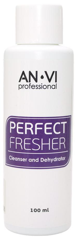 Засіб для знежирення 3 в 1 ANVI Professional 'Perfect Fresher' 100 мл - 00-00007450