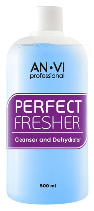 Засіб для знежирення 3 в 1 ANVI Professional 'Perfect Fresher' 500 мл - 00-00007451