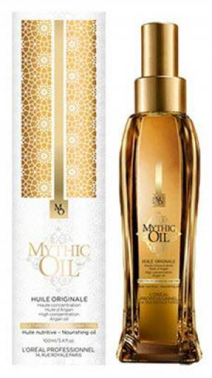 Питательное масло L'Oreal Professionnel Mythic Oil Argan 100 мл - 00-00007599