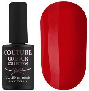 Гель-лак для нігтів Couture Colour №066  Світлий червоний (емаль) 9 мл - 00-00008029