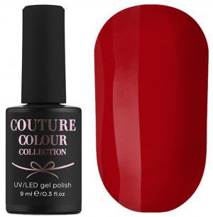 Гель-лак для нігтів Couture Colour №065 Щільний коралово-червоний (емаль) 9 мл - 00-00008030