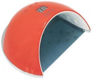 Профессиональная LED-лампа для полимеризации геля Sun 6 (Smart 2 в 1) красная 48w - 00-00008038