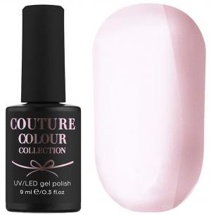 Гель-лак для нігтів Couture Colour №041 Щільний молочний з ледь помітним бузковим відтінком (емаль) 9 мл - 00-00008116