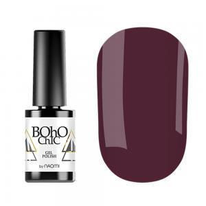 Гель-лак для нігтів Naomi Boho Chic №BC067 Щільний бордо (емаль) 6 мл - 00-00008232
