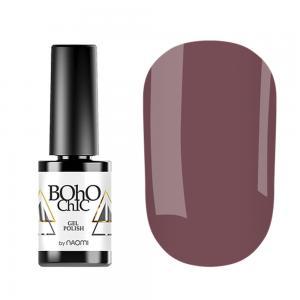 Гель-лак для нігтів Naomi Boho Chic №BC072 Щільний капучино (емаль) 6 мл - 00-00008237