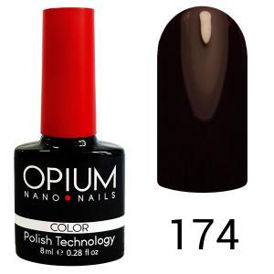 Гель-лак для ногтей Opium №174 8 мл - 00-00008388