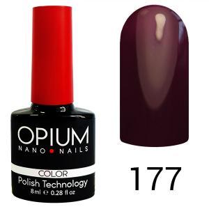 Гель-лак для ногтей Opium №177 8 мл - 00-00008391