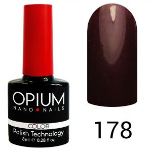 Гель-лак для ногтей Opium №178 8 мл - 00-00008392