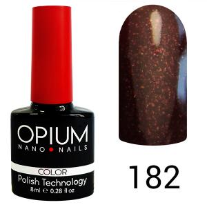 Гель-лак для ногтей Opium №182 8 мл - 00-00008395
