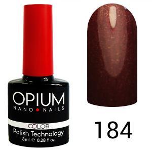 Гель-лак для ногтей Opium №184 8 мл - 00-00008397