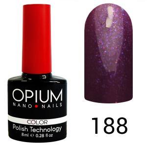 Гель-лак для ногтей Opium №188 8 мл - 00-00008401