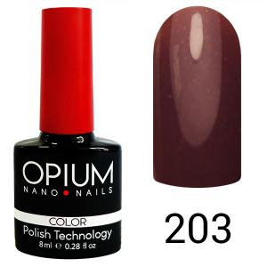 Гель-лак для ногтей Opium №203 8 мл - 00-00008416