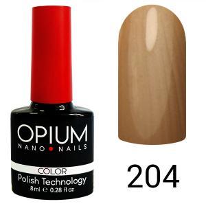 Гель-лак для ногтей Opium  №204 8 мл - 00-00008417