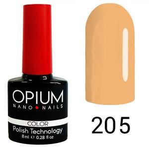 Гель-лак для ногтей Opium  №205 8 мл - 00-00008418