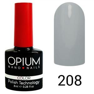 Гель-лак для ногтей Opium №208 8 мл - 00-00008421