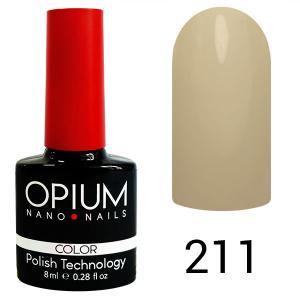 Гель-лак для ногтей Opium №211 8 мл - 00-00008424