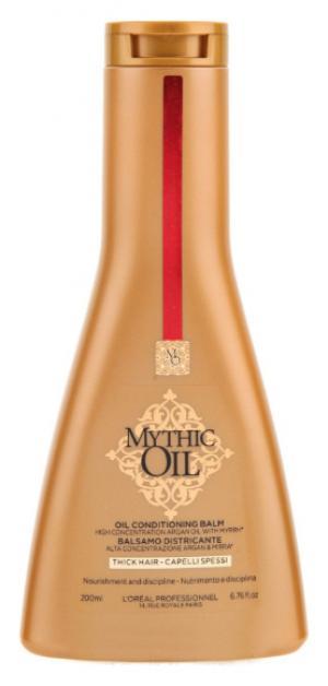 Кондиціонер для густого волосся L'Oreal Professionnel Mythic Oil 200 мл - 00-00008446