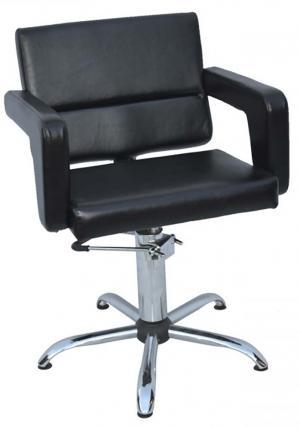 Крісло перукарське (гідравліка) ФЛАМІНГО - 00-00008467