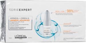 Ампули проти випадіння волосся L'Oreal Professionnel Aminexil Advanced 10 шт*6 мл - 00-00008486