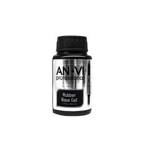 Каучукова база для гель-лаку ANVI Professional Rubber Base 30 мл - 00-00008547
