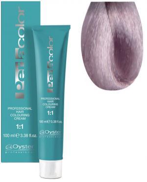 Стійка крем-фарба для волосся Oyster Cosmetics Perlacolor №10/02 Ліловий 100 мл - 00-00008566