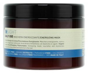Маска енергетична для щоденного догляду за волоссям всіх типів Insight 500 мл - 00-00008603