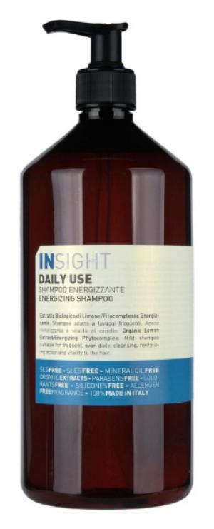 Шампунь энергетический для ежедневного ухода за волосами всех типов Insight 900 мл - 00-00008609