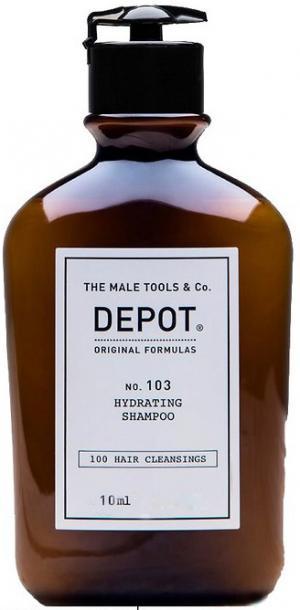 Зволожуючий шампунь для волосся Depot №103 10 мл - 00-00008620