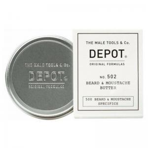 Олійка для бороди та вусів Depot №502 30 мл - 00-00008640