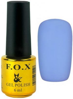Гель-лак для нігтів FOX №118 Бузковий 6 мл - 00-00008652